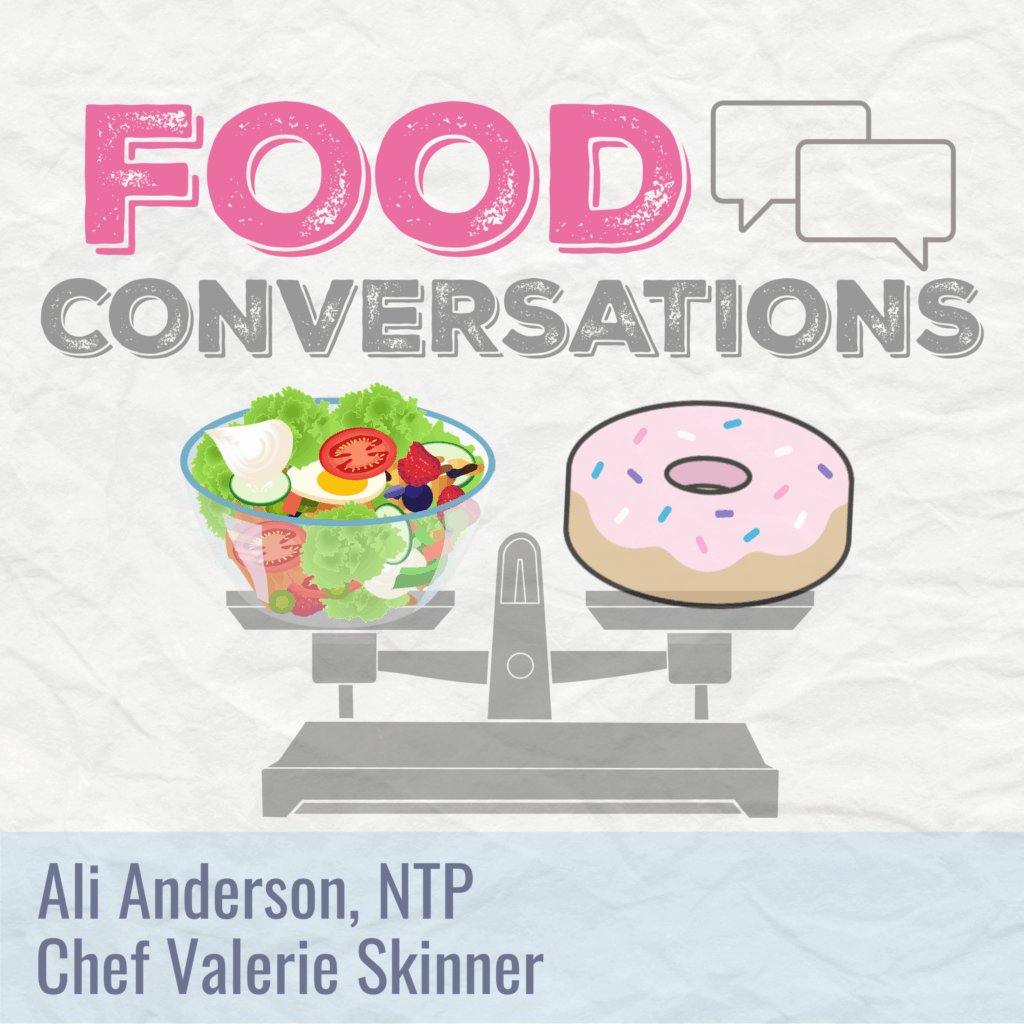 The food conversations podcast is a show about seeing life through the lens of the stories we tell through food, body image and the pursuit of health brought to you by ordinary people. #podcast #foodconversationspodcast
