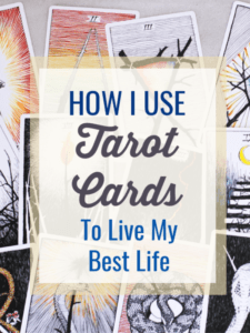 Tarot cards are an amazing way to tap into your intuition and have conversations with yourself you otherwise wouldn't have. #tarot #tarotcards #tarotdeck #thewildunknown