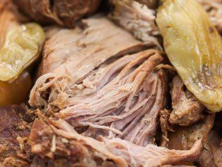 pulled pork roast