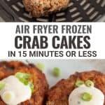 ninja foodi crab cakes