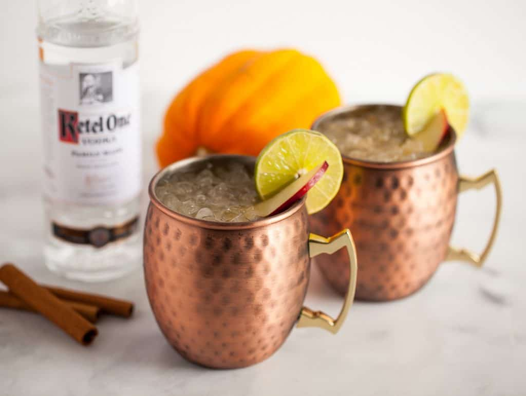 thanksgiving moscow mule