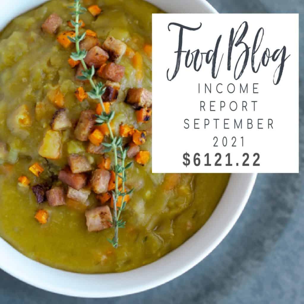 september 2021 blog income report